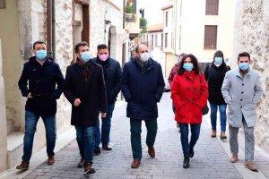 El PSOE critica la política continuista de Transparencia