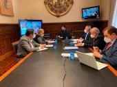 AESA conoce el proyecto del Aeroparque Tecnológico Industrial
