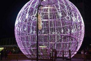 Circuito navideño para animar a visitar la ciudad