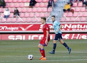 El Numancia gana sin sufrir en la Copa