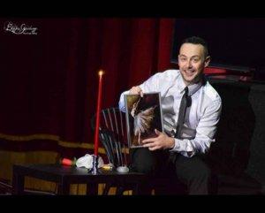 Espectáculo de magia con Jorge Moreno