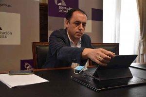 Diputación abona compensación a trabajadores Covid-19