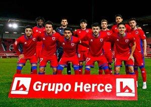 El Almería, nuevo rival copero para el Numancia