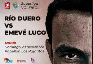 Emevé Lugo evalúa competitividad del Río Duero