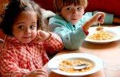 Programa escolar de alimentación saludable
