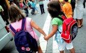 Resolución para admisión en centros educativos
