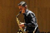 Concierto de jazz-saxofón en el Casino