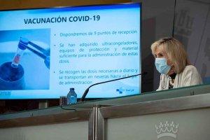 La Junta presenta su estrategia para vacunación