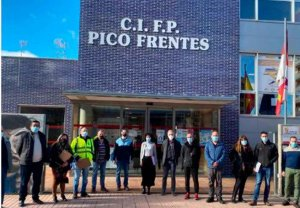 Nueve años de FP Dual en el CIFP Pico Frentes