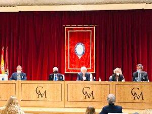 Presentada en Madrid la declaración sobre regeneración