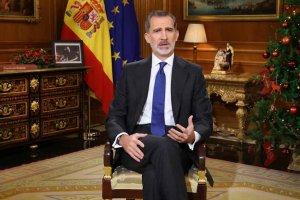 El discurso de Felipe VI divide al arco parlamentario