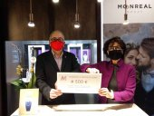 Joyería Monreal apoya proyecto de Cruz Roja