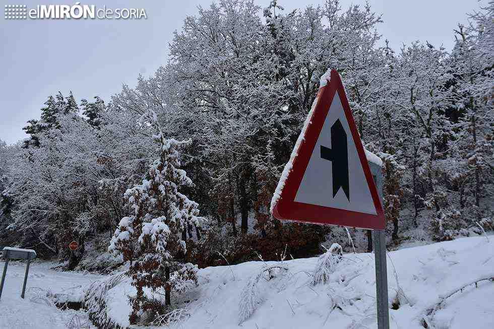 Los Reyes Magos traen nevadas que apuntan a históricas