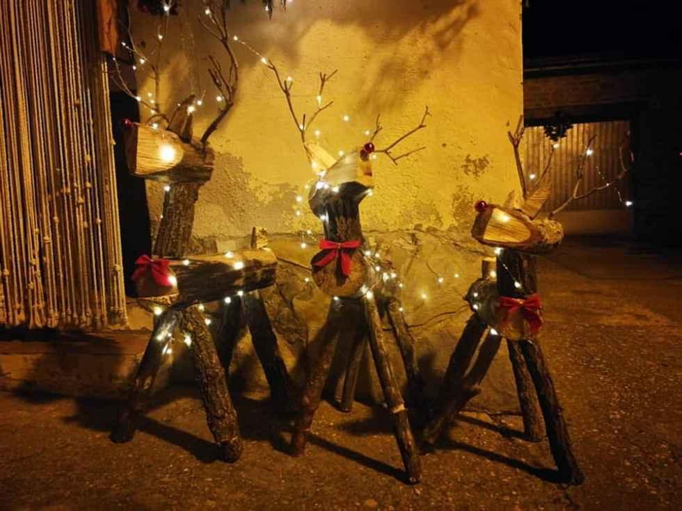 Ganadores del I Concurso de decoración navideña