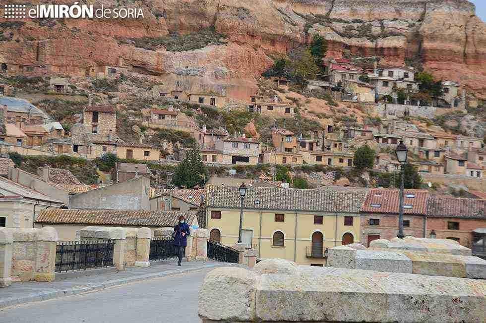 Brote social declarado en San Esteban de Gormaz