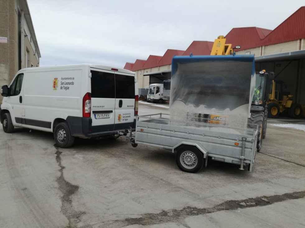 "En marcha operativo ante llegada de borrasca ""Filomena"""