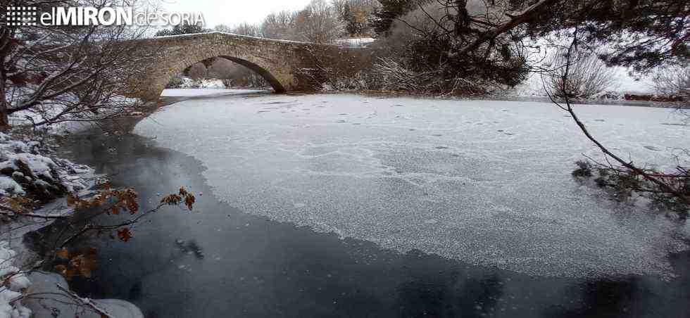 La ola de frío más larga de España