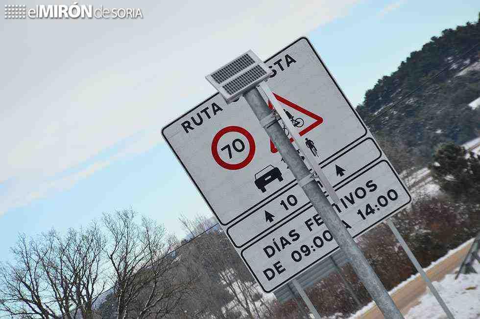 Estado de las carreteras en Castilla y León
