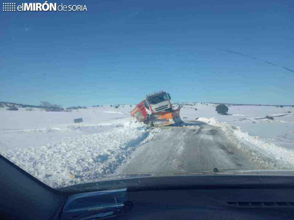 El PSOE quiere analizar el dispositivo de nieve