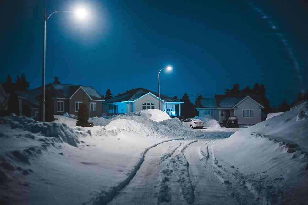 Top 10 de las ciudades donde más nieva