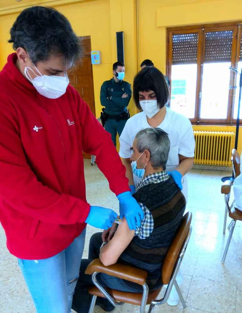 """Dani Cano: """"está todo el mundo esperando las vacunas"""""""