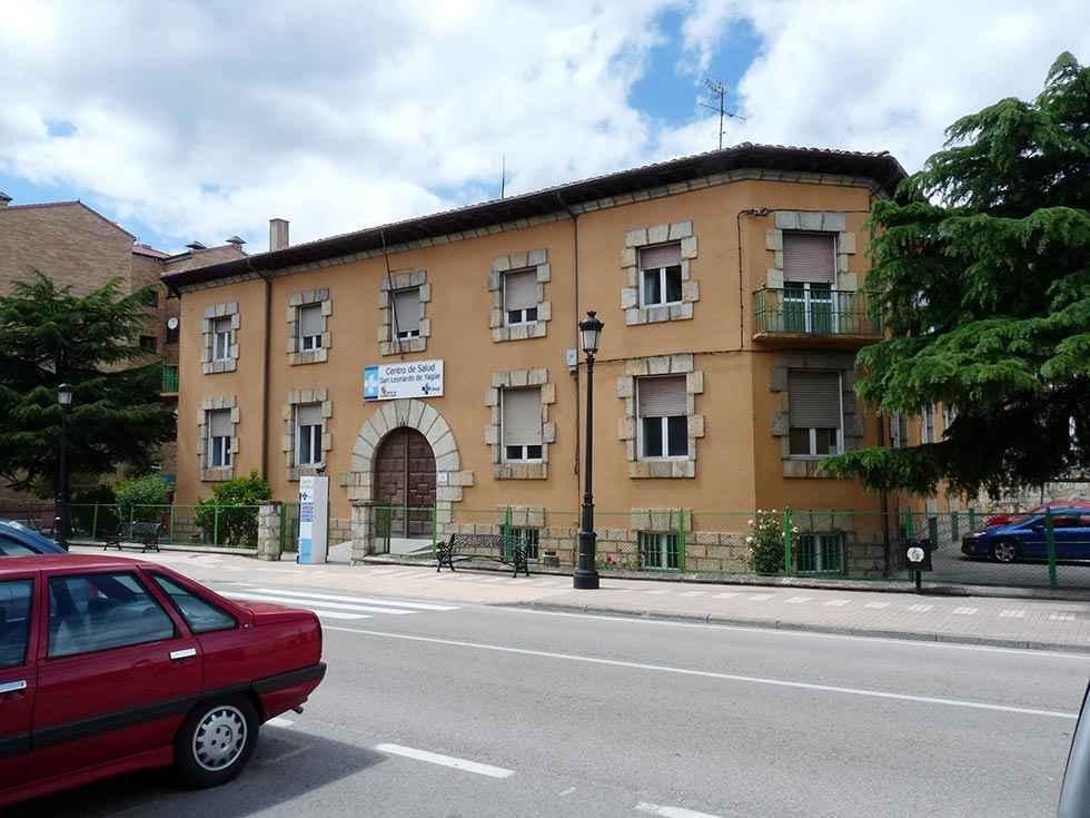 Brote en la residencia de mayores de San Leonardo