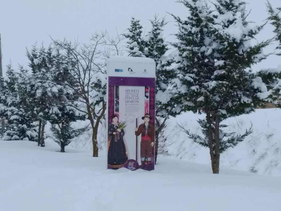Se mantiene cita previa para museos provinciales