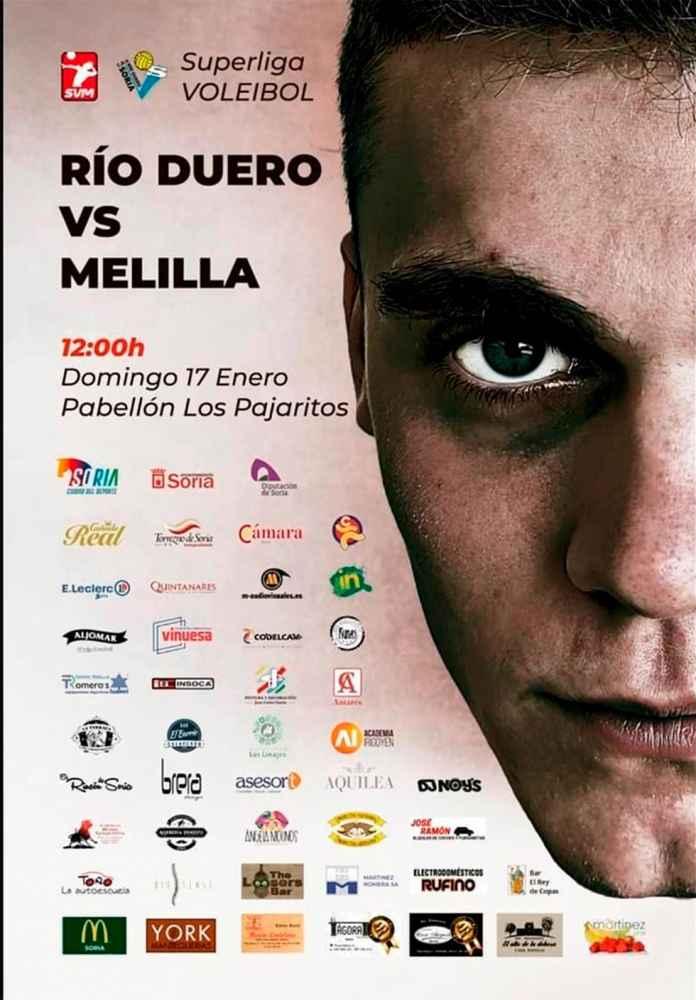 Rio Duero estrena 2021 frente a Melilla Sport