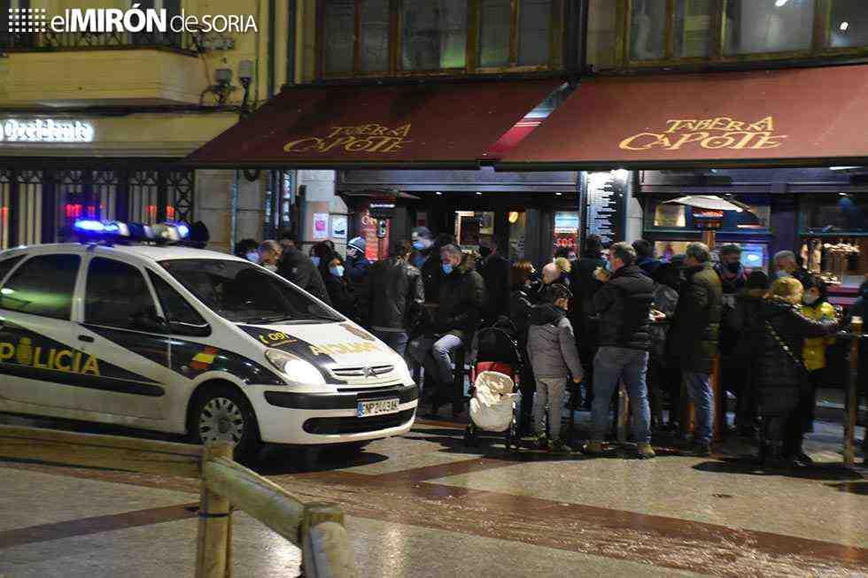 Las Fuerzas de Seguridad piden aclarar dudas sobre toque de queda