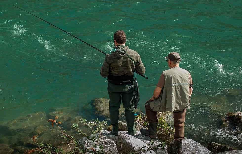 Nueva orden con planes de pesca