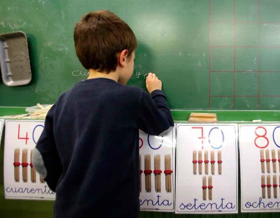 El alumnado con TEA crece un 62 por ciento en cinco años