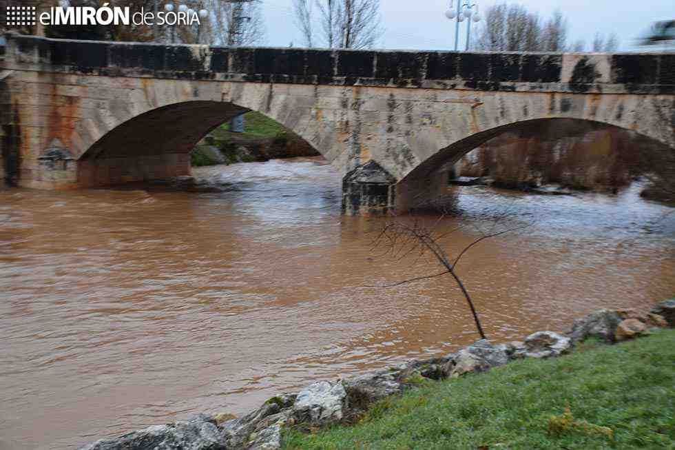 Alerta por lluvías en la Comunidad