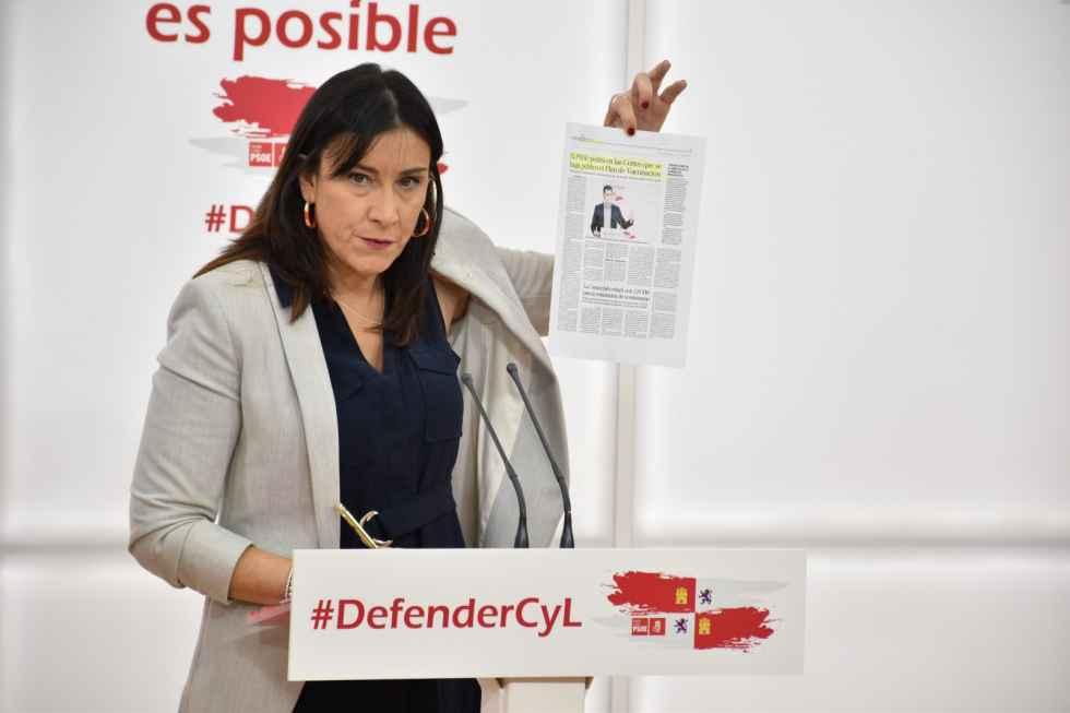El PSOE exige hacer público el plan de vacunación