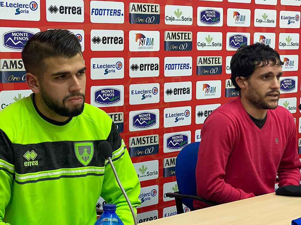"""Andrés: """"Hay equipo de sobra para estar arriba"""""""