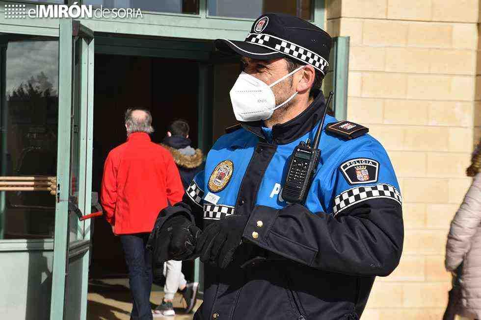 Convenio para proceso selectivo de policías locales