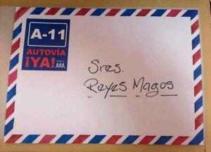 A-11 Pasos pide la autovía a los Reyes Magos