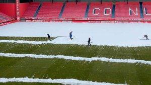 Fútbol y calefacción en Los Pajaritos