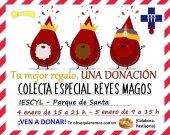 Colecta especial de donantes de sangre