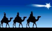 El Polivalente recibe a Los Reyes Magos