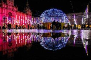 La luz de Ximenez alumbra la Navidad