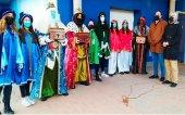 Los Reyes Magos atienden peticiones de niños