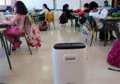 CSIF reclama purificadores de aires en colegios