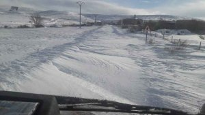 Diputación mantiene activo el operativo de vialidad invernal