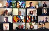 El PP coordina acciones con Pablo Casado por Filomena