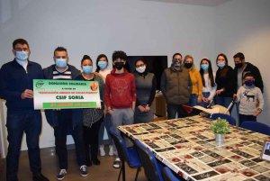Donación al hogar de acogida de Camaretas