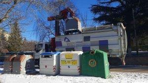 Diputación normaliza recogida de basuras tras temporal