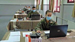 Los rastreadores del Ejército localizan 100.000 contactos estrechos