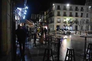 Toque de queda en Soria - fotos