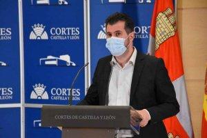 Tudanca acusa a Mañueco de provocar conflicto con Gobierno