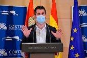 """Tudanca acusa a Mañueco e Igea de buscar el """"conflicto"""""""